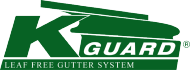 K-Guard™ of Boston | Leaf Free Gutter Guard System